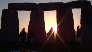 Spiritual tour of England