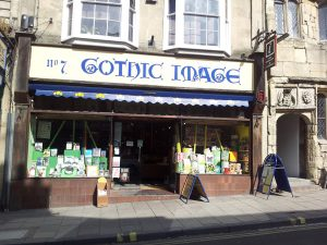 how Gothic Image tours started