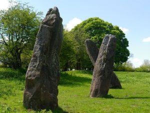 Trellech Stones Wales